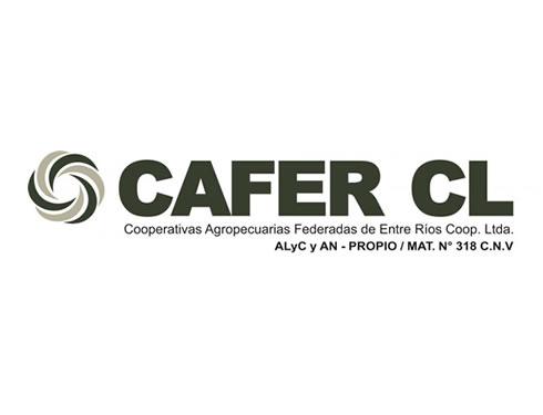 COOPERATIVAS AGROPECUARIAS FEDERADAS DE ENTRE RÍOS COOPERATIVA LTDA. (CAFER)